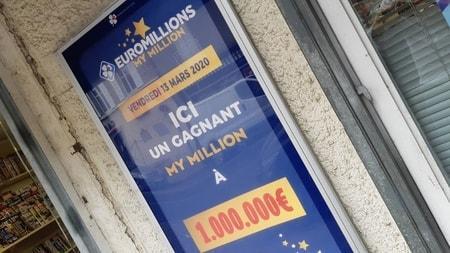 EuroMillions: 30 millions d'euros
