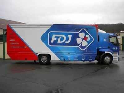 fdj camions