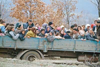 gagnant réfugié